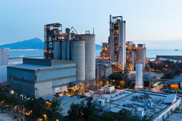 Gleitlagertechnik für die Zementindustrie