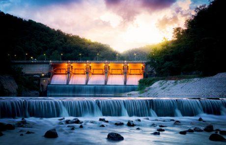 Gleitlagertechnik für Wasserkraftwerke