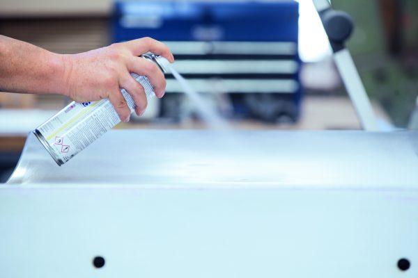 Zerstörungsfreie Materialprüfung Gleitlager