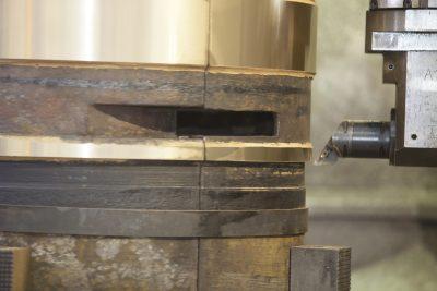 Stahlbau, Schweißkonstruktionen, Bauteile